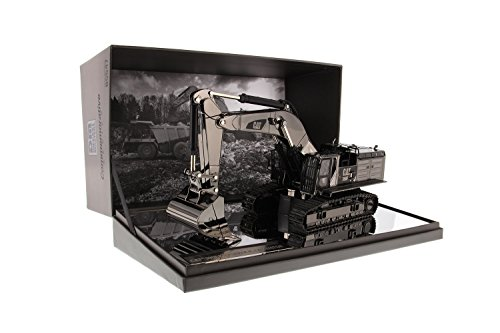 Excavator Diecast Collectible - Caterpillar 85547 Diecast Model, 1: 50 Scaled Model Vehicles