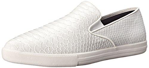 Qupid Womens Mitch-01 Fashion Sneaker Wit
