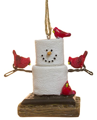 Midwest CBK S'Mores With Cardinals Ornament -