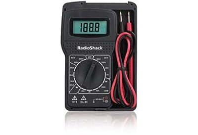RadioShack 15-Range Digital Multimeter