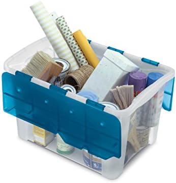 Caja Terry P. Herramientas Home Box 25: Amazon.es: Bricolaje y herramientas