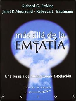 Book Más allá de la empatía: Una terapia de Contacto-en-la-Relación