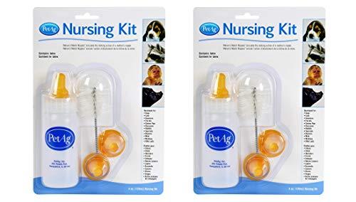 Pet Ag Nursing Kit, 4 Ounce Bottle (2 Pack - 4 Ounce)