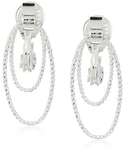 Napier Oval Earrings - Napier