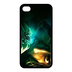 Custom Nicolas Cage Back Cover Case for iphone 4,4S JN4S-1018