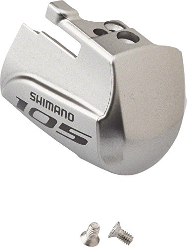 (Shimano 105 5800 Right STI Lever Name Plate and Fixing Screws)