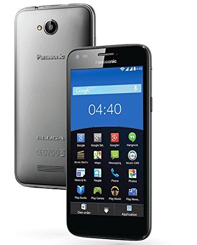 Panasonic Eluga S Mini (Grey) Smartphones at amazon