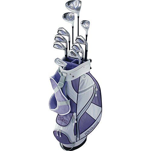 Top-Flite Golf Girls Teen Flawless Varsity Complete Set - Height 53