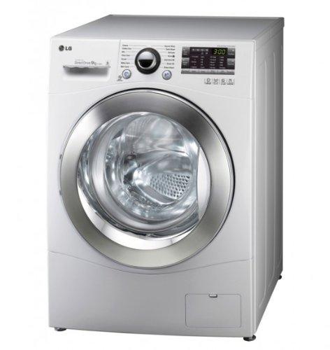 LG F96400WHR - Lavadora secadora de 9/6 kg, carga frontal: Amazon ...