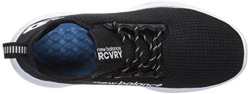 New Balance Mens Récupération V1 Chaussure De Lacrosse De Transition Noir