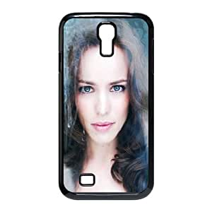 Cute TPU Case Celebrities Rachel Iprime Samsung Galaxy S4 9500 Cell Phone Case Black