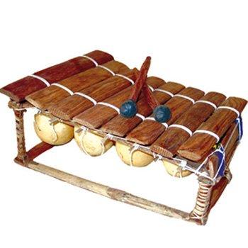 Kangaba H Balafon - 8 Bars and 2 Beaters