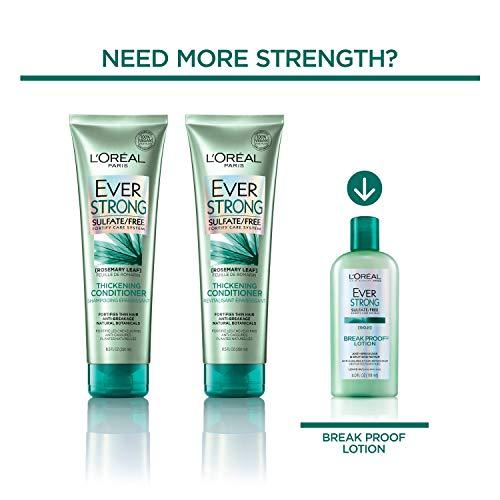 شراء L'Oréal Paris EverStrong Sulfate Free Thickening Shampoo, 8.5 fl. oz.
