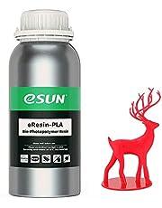 eSUN LCD UV 405nm Plant-based Hars 3D Printer Rapid Hars Biologisch Afbreekbare PLA Hars voor Foton UV Vithardende LCD 3D Printer Fotopolymeer Kunsthars Vloeibare 3D Hars