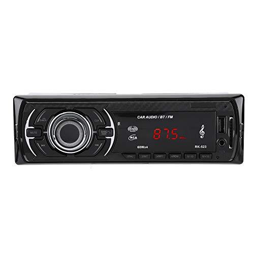 ASHATA Digital Car Stereo, Bluetooth Car MP3 Player FM: Amazon.co.uk: Electronics