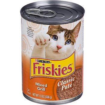 Amazon.com : Friskies Mixed Grill Buffet Chicken and Beef Canned Cat Food : Canned Wet Pet Food : Pet Supplies