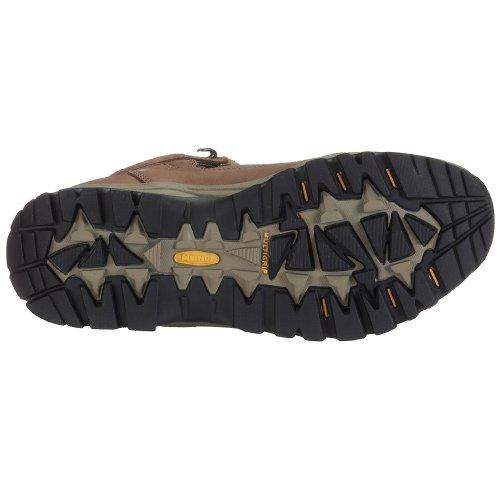 Meindl Vakuum Lady Ultra 680085 - Zapatillas de senderismo de cuero nobuck para mujer Marrón