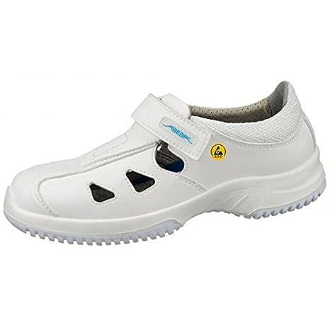 bianco 42 Abeba sandale 31795 Uni6 misura Scarpe 42 ESD antinfortunistiche colore qwv47Zw