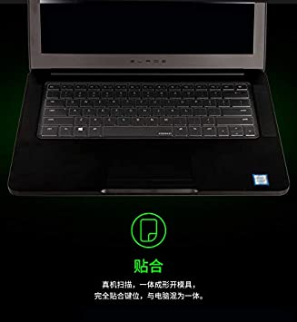 Amazon.com : Laptop Clear Transparent Tpu Keyboard Protector Cover for Razer Blade 13.3