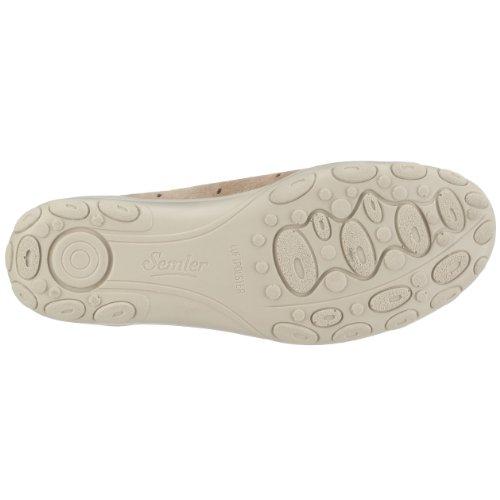 Beige Donna Stringate stein019 Scarpe Semler qHwtax7t