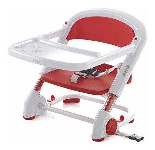 Jane silla alzasedia Booster S42 6211 Color Rojo