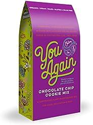 You Again Superfood - Mezcla de galletas con chips de chocolate, ingredientes funcionales y adaptógenos, ayurv