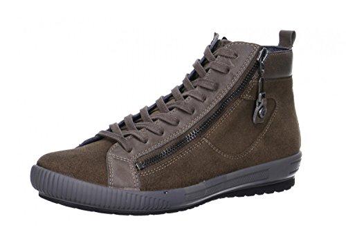 Legero Señoras El Easy zapatos del top del alto 5-00825-45 teca marrón marrón