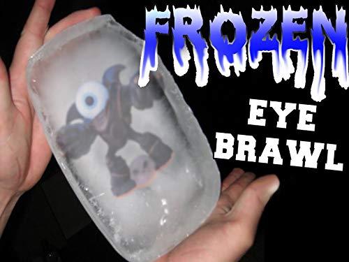(Skylanders Giants Frozen Eye Brawl Falls From Sky After Hail)