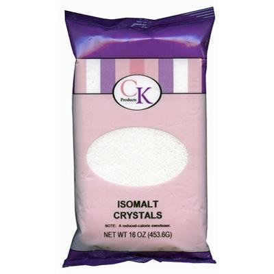 - CK Products Isomalt Crystals, 1 Pound