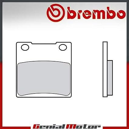 07KS05.SP Pastillas Brembo Freno Posterior SP para ZX-7 ...