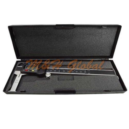6'' (150mm) Digital Inside Groove Caliper Measurement Micrometer Ruler by Generic
