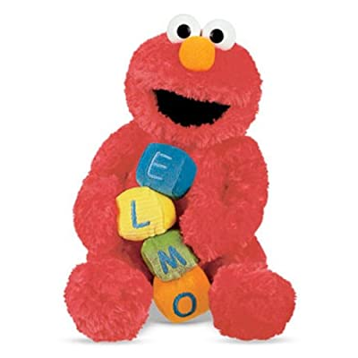 GUND Elmo Musical from Sesame Street: Toys & Games