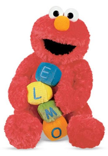 GUND Elmo Musical from Sesame Street