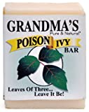 Product review for Grandma's Pure & Natural Poison Ivy Bar