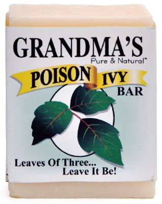 Grandma's Pure & Natural Poison Ivy Bar