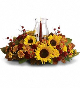 Sunflower Centerpiece by Harry's Famous Flowers