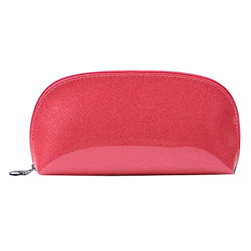 Clothes Travel Luggage Organizer Pouch (Peach) Set of 6 - 2