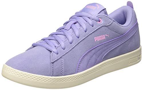 Sd sweet Da White Puma Basse Wns pale Ginnastica Smash whisper Lavender Scarpe Donna Pink V2 Viola qxpBvtwpF