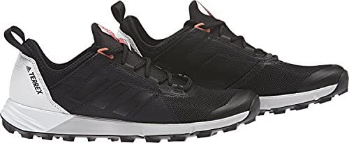 adidas Women s Terrex Agravic Speed – Black Black White 9.5M