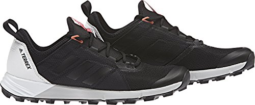 adidas outdoor Women's Terrex Agravic Speed Black/Black/White 10 B US