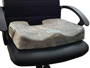 Groovy Bael Wellness Seat Cushion For Sciatica Coccyx Tailbone Orthopedic Back Pain Relief Aca Approved Inzonedesignstudio Interior Chair Design Inzonedesignstudiocom