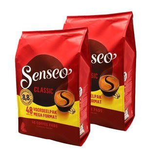 (Senseo Classic Coffee Pods - Medium Roast, 96-count Pods - 2 X 48 Pack)