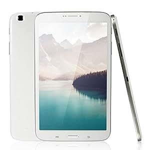 Mzamzi - Gran valor bluebo t311 8 \ teléfono androide 4.2.2 1gb 16gb mtk6582 quad -core procesador 1.3ghz bar ee.uu. estándar blanco
