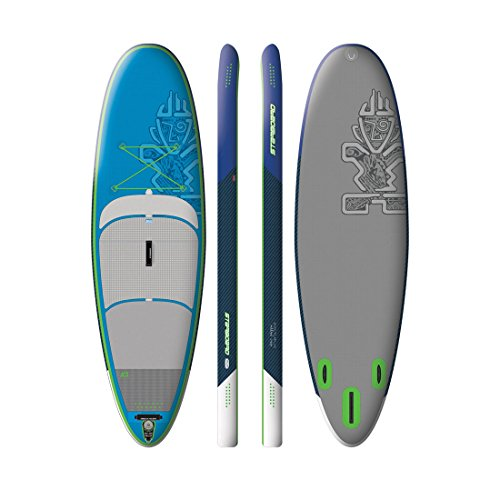 2016 Starboard 10' Astro Whopper Deluxe Inflatable SUP Paddle Board