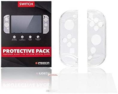Indeca Gaming- Protective Pack - Pack de proteccion con accesorios ...