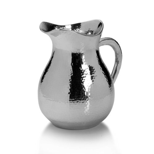 small aluminum pitcher - 2