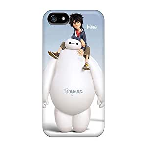 CristinaKlengenberg Iphone 5/5s Bumper Hard Cell-phone Case Allow Personal Design Trendy Big Hero 6 Image [BFf13132qdKJ]