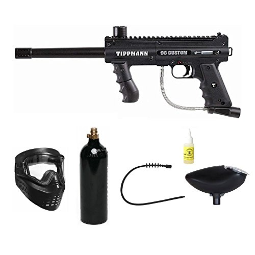 (Tippmann 98 Custom PS Ultra Basic Paintball Marker Basic Package)