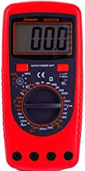 Sinometer BM9208 AC/DC Digital Multimeter with Remote Control Tester (Infrared only)