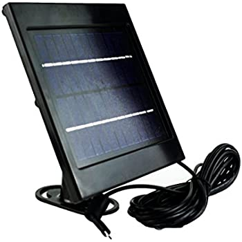 Amazon Com Toodoo Solar Panel For Ring Stick Up Cam